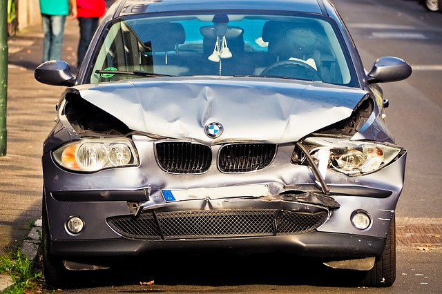 Milledgeville, GA – Rear-End Accident at North Columbia St Intersection