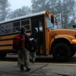 Stone Mtn, GA – School Bus Accident on S Hidden Hills Pkwy