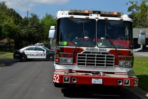 Madison, GA – Car Accident Stemming from High-Speed Chase on