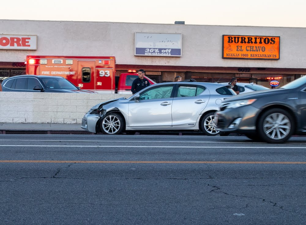 Doraville, GA – Car Accident in SB Lanes of GA-141 Leads to Injuries