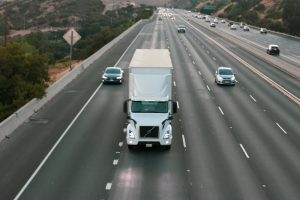 Atlanta, GA – Tractor-Trailer Collision in SB Lanes of GA-407