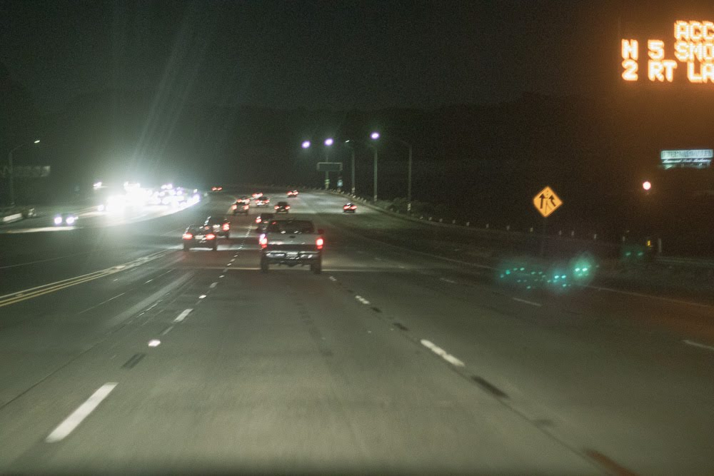 East Point, GA – Car Accident in SB Lanes of The Perimeter