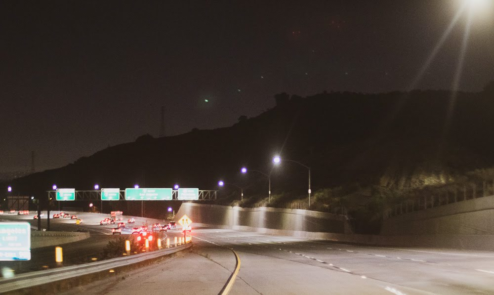 Sandy Springs, GA – Car Accident with Injuries in WB Lanes of I-285