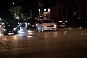 Athens, GA – Car Accident at Lumpkin St and Baxter St Intersection