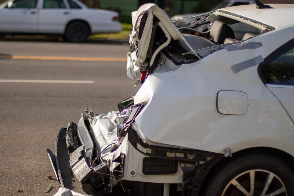 Summerville, GA – Two-Vehicle Collision with Injuries on Dry Valley Rd