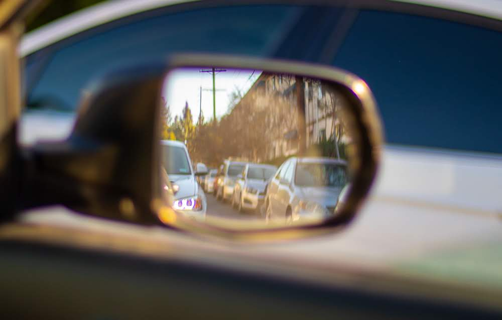 Atlanta, GA – Car Accident in SB Lanes of Downtown Connector
