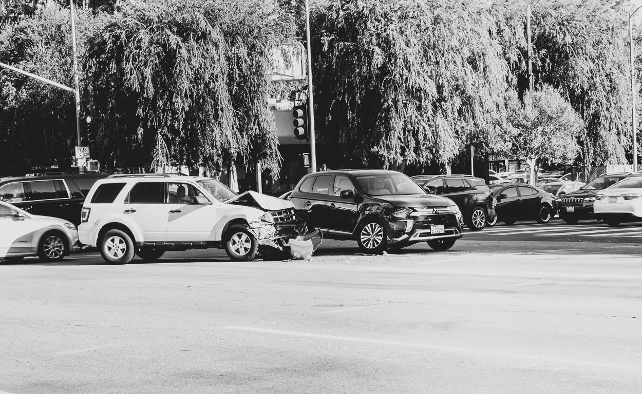 1/14 Monroe, GA – Two-Vehicle Crash at MLK Jr Blvd & Michael Etchison Rd