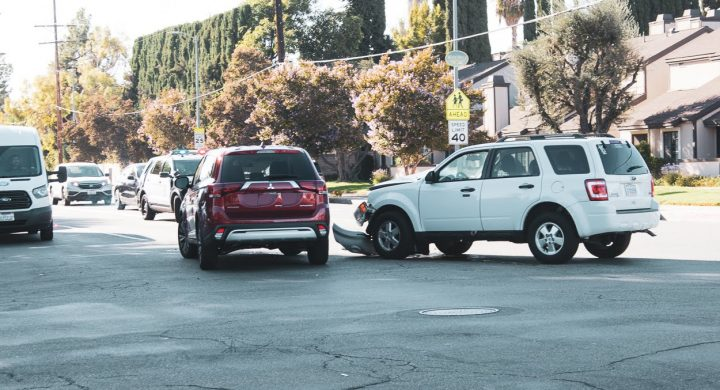 Norcross, GA – Car Accident with Injuries at Jimmy Carter Blvd Intersection