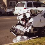 Atlanta, GA – Rollover Crash at Mt. Paran Rd and Hwy 41