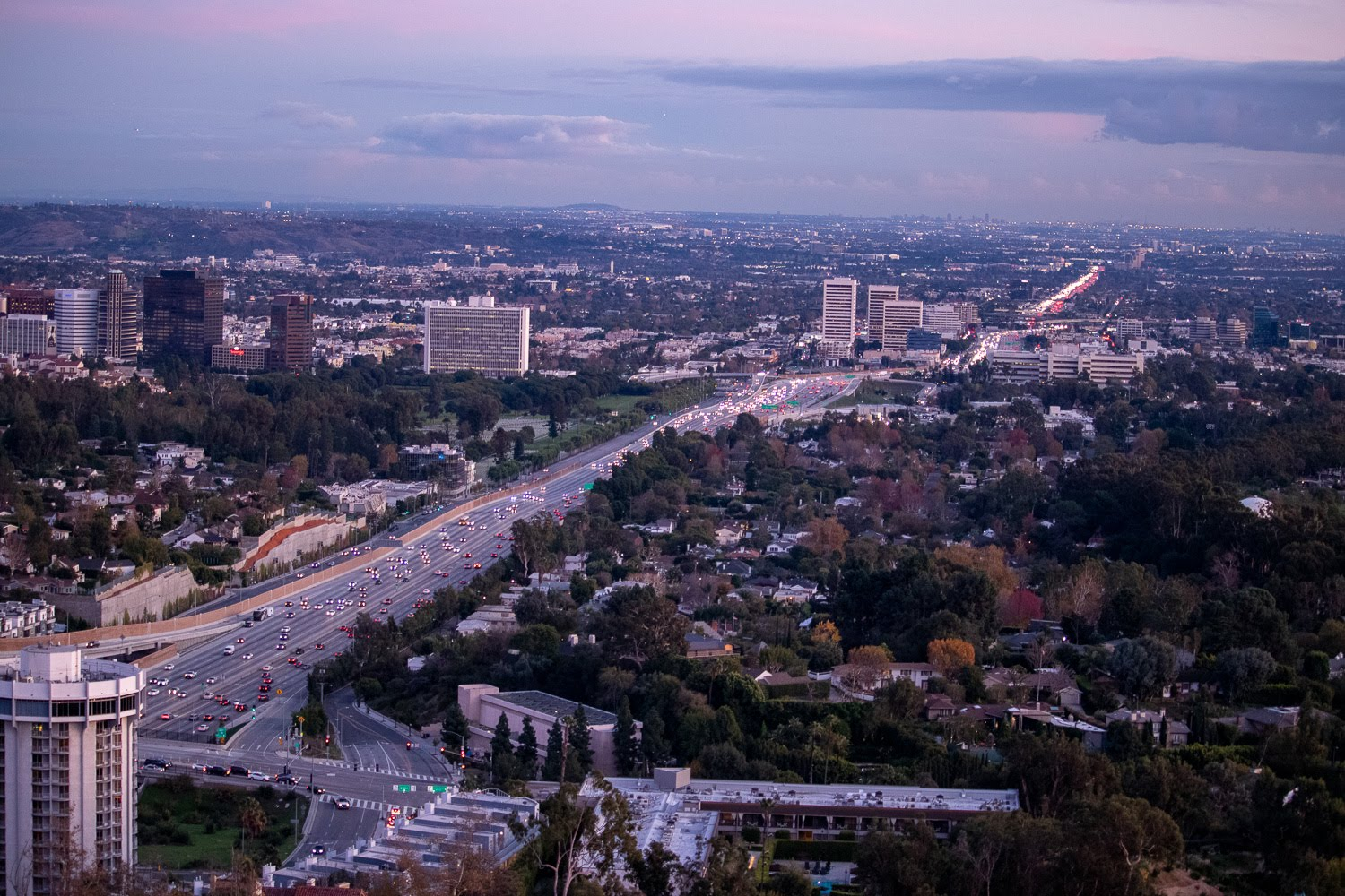 Atlanta, GA – Multi-Vehicle Accident on The Perimeter Leads to Injuries