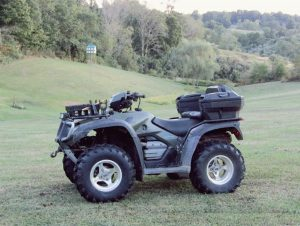 Ringgold, GA – Four-Wheeler Crash with Injuries on Roach Hollow Rd