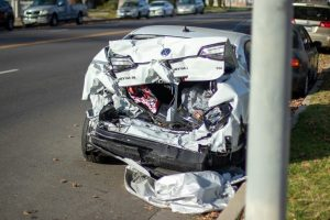 10.21 Decatur, GA – Rollover Crash with Injuries in WB Lanes of I-20
