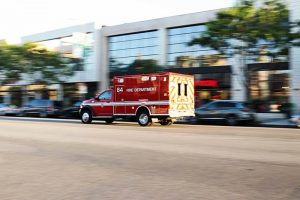 Atlanta, GA - Five Injuries Reported in Work Accident at Linden & Peachtree St